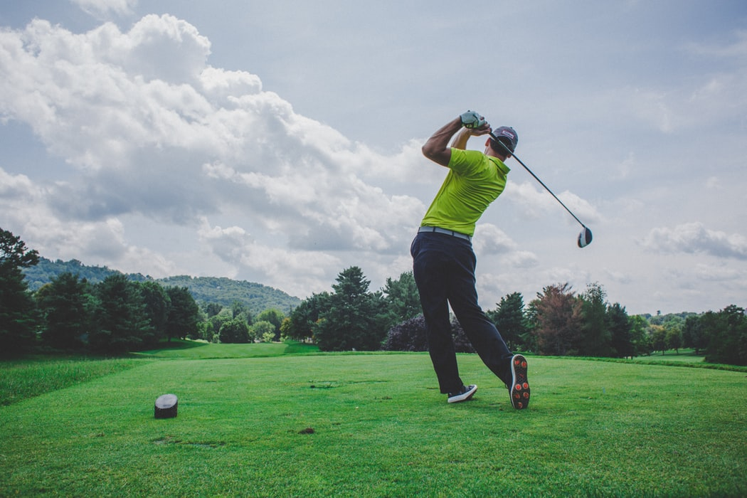 Golfen som sport