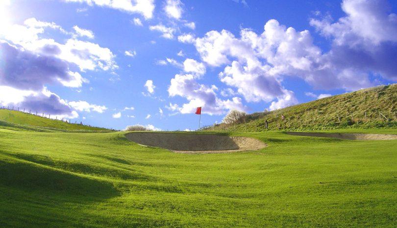 Utvecklas som golfspelare