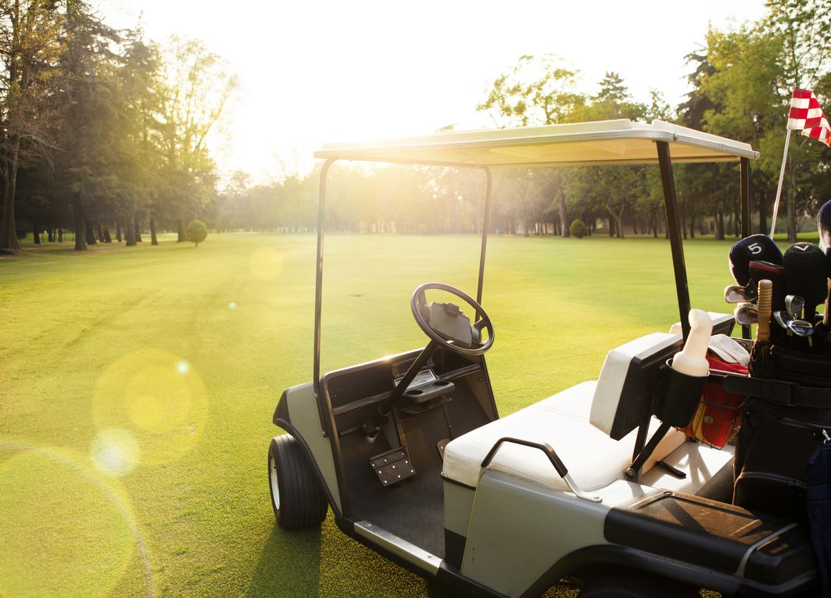 Golfbilen